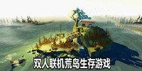 双人联机荒岛生存游戏
