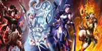 二次元开放世界类手游推荐-二次元开放世界RPG手游大全