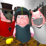 小猪医生逃跑