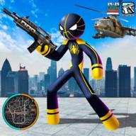 科幻蜘蛛侠绳索英雄
