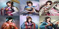 美女角色多的三国游戏合集
