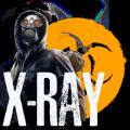 X射线跟踪区