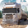 泥浆卡车运输驾驶