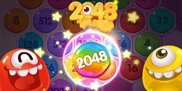 球球爱消除2048所有版本