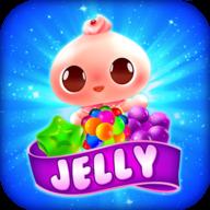 果冻流行糖果免费版(jelly pop candy game)
