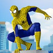 蜘蛛绳索战士