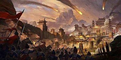 三国军事战争类游戏