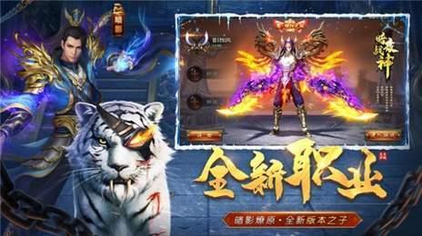 心晨游戏传奇官网版1.76点卡版