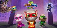 汤姆猫英雄跑酷游戏合集