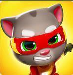 汤姆猫英雄跑酷无限破解版