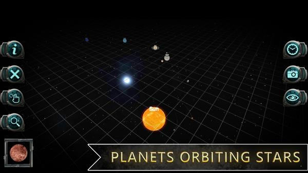 宇宙太空模拟器3D