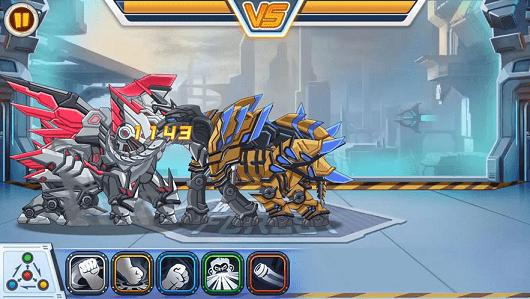 龙兽争霸破解版