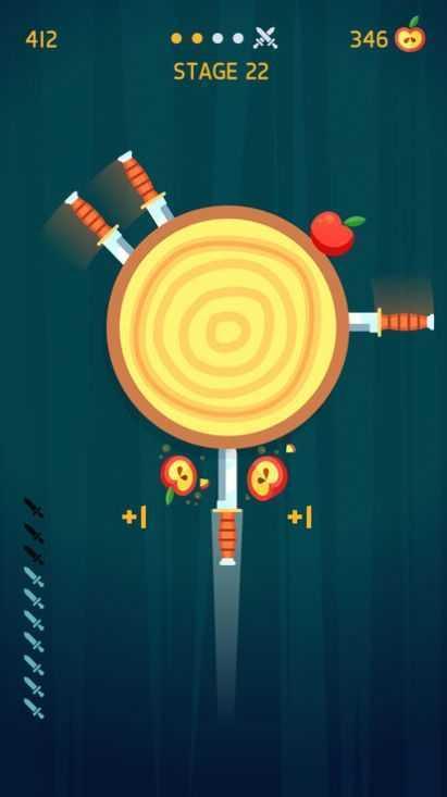 水果飞刀2