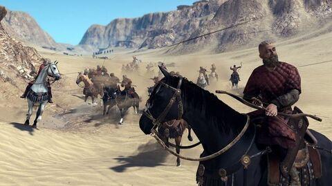 骑马与砍杀无双三国