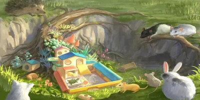 精灵花园游戏下载-精灵花园红包最新版下载-精灵花园相关版本合集