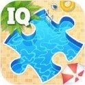 游泳池拼图游戏